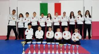 """Acate. Netta affermazione degli atleti del maestro Brugaletta al Campionato Regionale """"Sicilia Libertas 2018""""."""