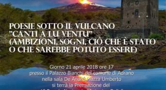 """Poesia. Sabato ad Adrano la premiazione del Premio Nazionale """"Antonino Bulla"""""""
