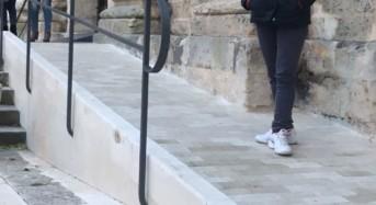 """Manuela Nicita: """"Duecentomila euro per rifare piazza Cappuccini a Ragusa e hanno sbagliato a realizzare la rampa per disabili"""""""