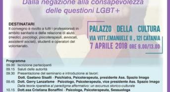 Catania. LGBT+: convegno su Orientamento Sessuale e Identità di Genere per abbattere i pregiudizi