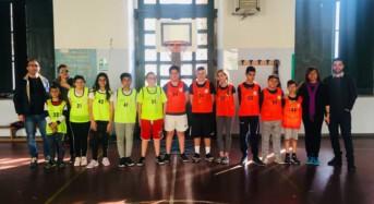Vittoria. Baskin: Il sindaco Moscato e il delegato allo Sport Frasca sposano il progetto