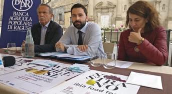 """Ragusa. """"Nostrano – Ibla food fest"""" presentato in conferenza stampa"""