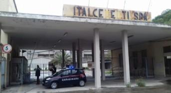 Muros. Sorpresi dai carabinieri con 15 kg di rame rubati dallo stabilimento Italcementi