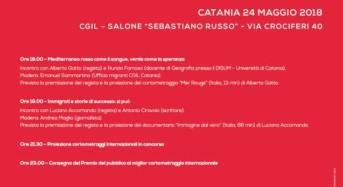CineMigrare: Rassegna Internazionale di Cinema Senza Frontiere ritorna con la prima tappa del 2018 nel cuore di Catania