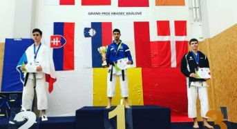 Repubblica Ceca. Il karateka ispicese Matteo Iacono vincitore di due medaglie d'oro