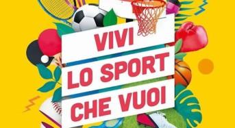 Vivi lo sport che vuoi. Anche Ragusa celebra la XV Giornata Nazionale dello Sport.