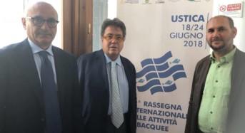 Palermo, presentata la 59^ edizione della Rassegna Internazionale delle Attività Subacquee