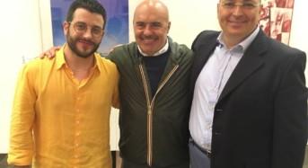 Francesco Cafiso incanta la platea del Vittoria Jazz Festival. Ad applaudirlo anche Luca Zingaretti