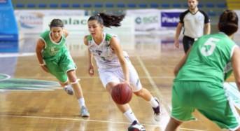 Basket, Giulia Bongiorno convocata per il raduno della nazionale Under 18