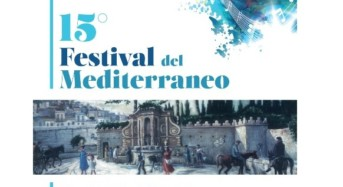Canicattini Bagni, XV Festival del Mediterraneo 2018