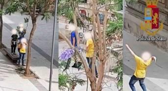 Vittoria. Atti di vandalismo: la Polizia di Stato denuncia due persone