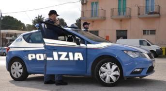 Ragusa, donna tenta il suicidio. Salvata in extremis da una pattuglia della Polizia di Stato