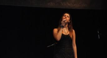 L' attrice e cantante Monica Giudice in tournée nel ragusano