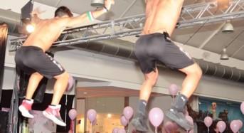 Crush style, la nuova disciplina del fitness ideata dal vittoriese Savio Magro