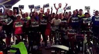 """Un successo lo """"Scoglitti Cycling Race"""", la prima gara d'Italia su bike stazionaria"""