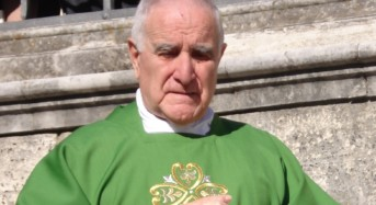 Ragusa, i 60 anni di sacerdozio di monsignor Giovanni Battaglia