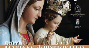 Marina di Ragusa, Maria Santissima di Portosalvo. I dettagli dei festeggiamenti.