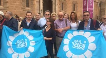 Lavoratori Riscossione Sicilia in lotta per il loro futuro. FABI IN PRIMA LINEA