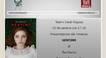 "TEA RANNO AL TEATRO ""IDEAL"""