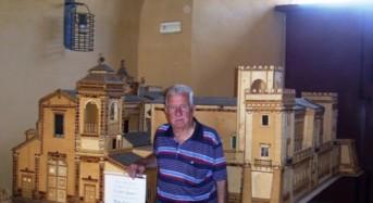 Acate. Donata al Comune, dalla famiglia del compianto collezionista d'arte Salvatore Menza, una artistica riproduzione del Castello.