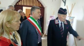 """Acate. Onorata la, """"Virgo Fidelis"""", su iniziativa del maresciallo dei Carabinieri in congedo, Giovanni Buscemi."""