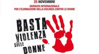 """Panchina Rossa a Giarratana per la """"Giornata Mondiale contro la violenza sulle donne"""""""