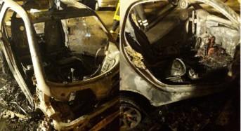 Ragusa, in fiamme l'auto del Capo Servizio della ditta Busso