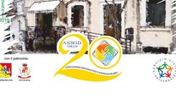 Ispica, l'A.S.S.O.D festeggia 20 anni