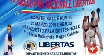 Reggio Calabria. Primo Grand Prix Nazionale di Karate organizzato dalla ASD Karate Club Reggio Calabria del maestro Santi Trimboli.