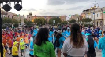 """Acate. Festa in Piazza a conclusione del """"Grest Parrocchiale 2019. A cura di Aurora Muriana. Riceviamo e pubblichiamo."""