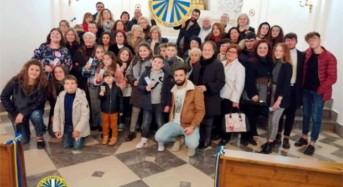 """Acate. Celebrata dall'Azione Cattolica la """"Festa dell'Adesione""""."""