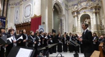 """Acate. """"Concerto di Natale"""" del Coro Polifonico Ibleo."""