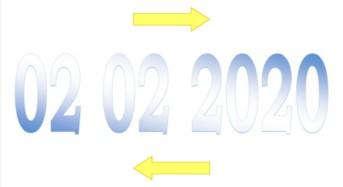 """Acate. """"02/02/2020. UNA DATA QUEST'ANNO PARTICOLARE PERCHÉ PALINDROMA MA SEMPRE RICCA DI SIGNIFICATO"""". Di Aurora Muriana. Riceviamo e pubblichiamo."""