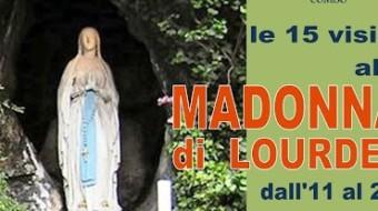 """Acate. Parrocchia San Nicolò: """"Giornata Mondiale del Malato"""" e le """"15 Visite alla Madonna di Lourdes""""."""