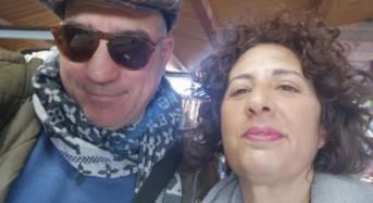 """Acate. Disastro ambientale alla foce del Dirillo. Vanessa Ferreri: """"Io e Riccardo Zingaro ci siamo e ci saremo sempre per rivendicare il diritto alla salute""""."""
