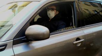 Ragusa. In città tutti (o quasi) in giro con le mascherine