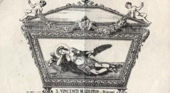 """Acate. """"San Vincenzo Martire: il diacono che salvò Biscari dal colera nel 1863"""". Invocato nuovamente, nel 2020, per il Covid-19."""