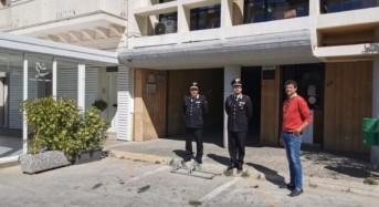 Scoglitti. Lavori di adeguamento presso la Delegazione Comunale per ospitare la stazione dei Carabinieri a Scoglitti