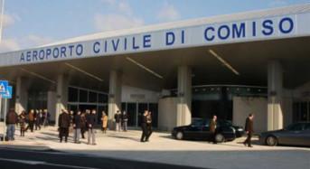 FASE 3, CHIUSI GLI AEROPORTI DI TRAPANI E COMISO