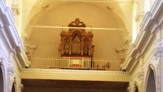 Acate. Un antico documento sull'organo della Chiesa Madre ?