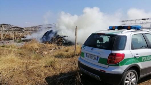Libero Consorzio Comunale di Ragusa: Lotta alle fumarole. La Polizia provinciale denuncia 17 imprenditori agricoli. Riceviamo e pubblichiamo.
